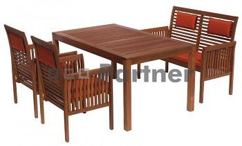Zahradní nábytek sestava VERONA 1+2+1