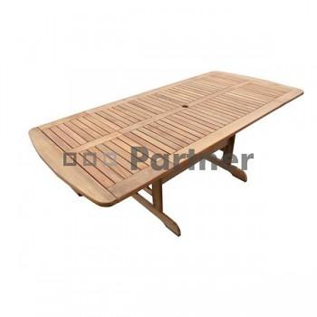 Obdelníkový rozkládací stůl AVIAMORE