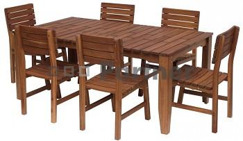 Zahradní nábytek sestava GLASGOW 1+4