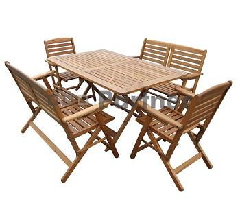 Zahradní nábytek sestava WESTMINSTER 1+2+1