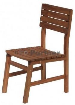 Židle pevná GLASGOW
