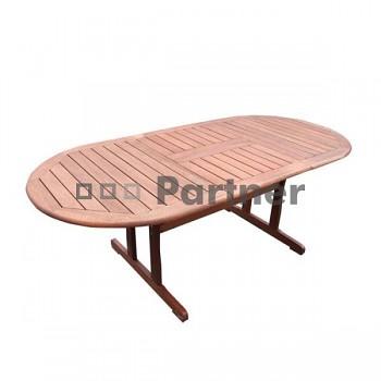 Stůl oválný rozkládací BORDEAUX