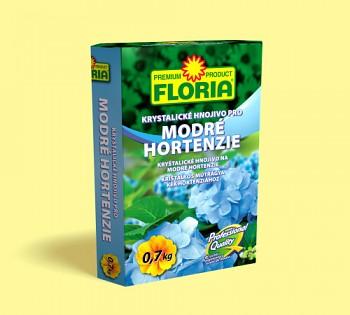 FLORIA krystalické hnojivo pro modré hortenzie 0,7 kg
