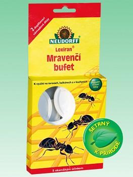ND Loxiran Mravenčí bufet - 2 x dóza