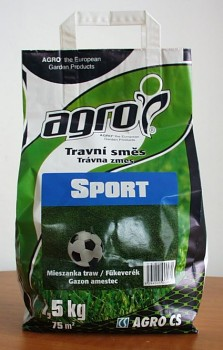 AGRO travní směs SPORT - taška 2 kg