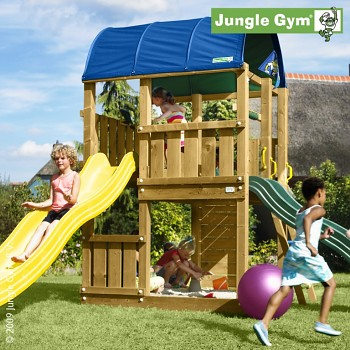 Dětské hřiště Jungle Farm