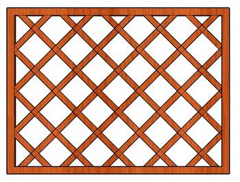 Mříž Jana 90x120