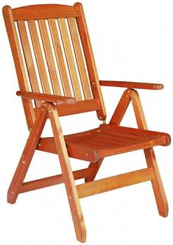 Polohovací židle Doppler Wörthersee