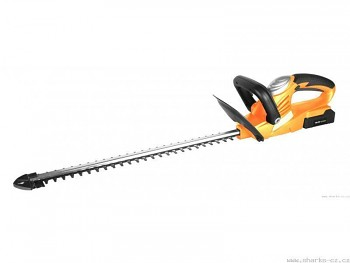 Aku Li-Ion nůžky na živý plot Shark SHK 369