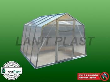 Skleník Lanitplast VITRUM HOBBY 7400 PC + doprava zdarma